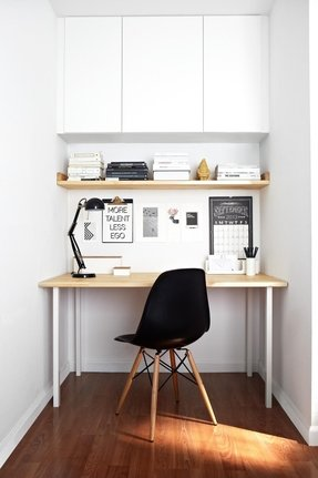 Scandinavian home office furniture