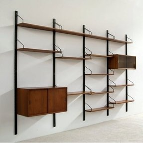 Scandinavian shelving