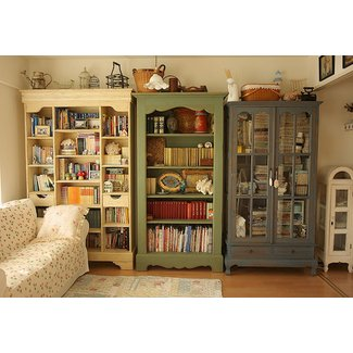 Shabby Chic Bookcase 2