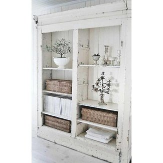 Fabulous Shabby Chic Bookcases Ideas On Foter Home Interior And Landscaping Palasignezvosmurscom