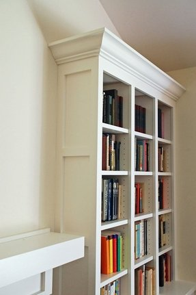 Shaker bookcases 1