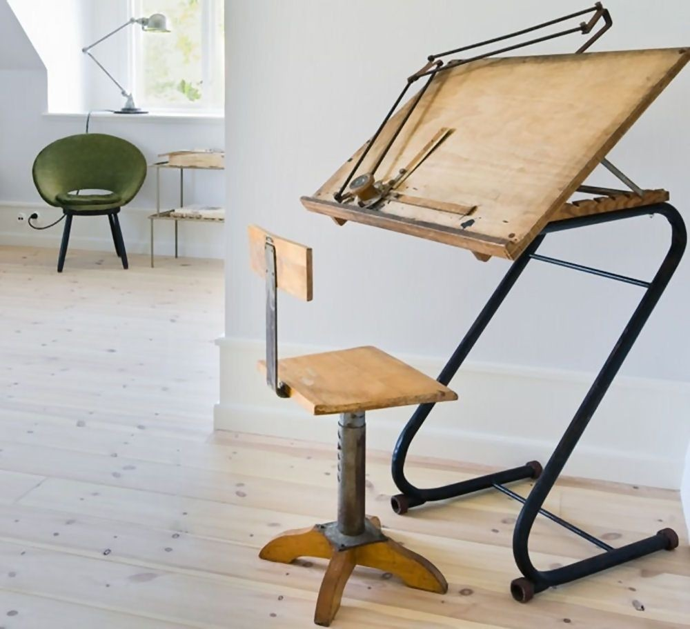 Exceptional Small Drawing Table Good Looking