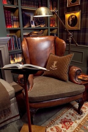 Leather Bookcases Foter