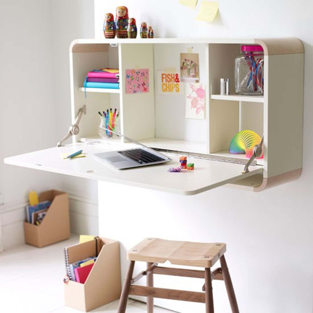 Superb Space Saving Desks Home Office