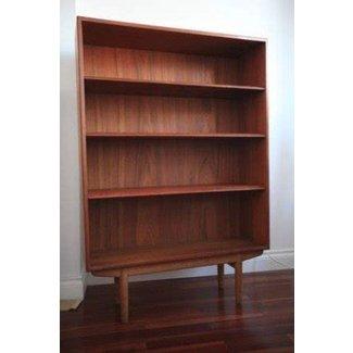 teak bookcases danish - Teak Bookshelves