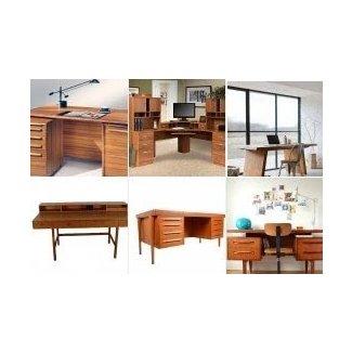 Teak Home Office Furniture