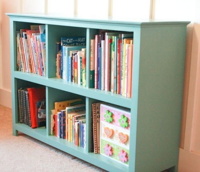 Toy storage and bookshelf & Kids Storage Bookcase - Foter