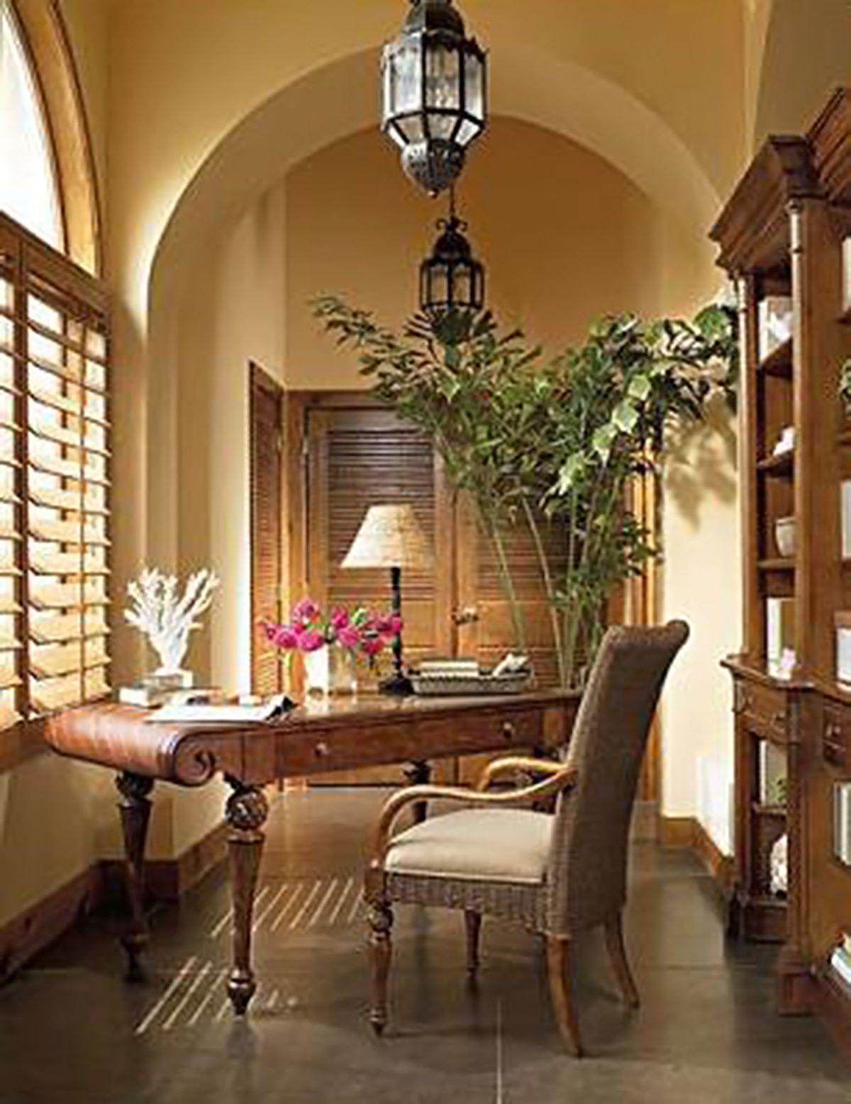 Merveilleux Tropical Home Office Furniture 2