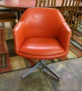 Vintage Swivel Chairs