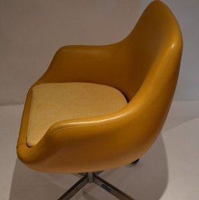 Awe Inspiring Vinyl Swivel Chairs Ideas On Foter Short Links Chair Design For Home Short Linksinfo