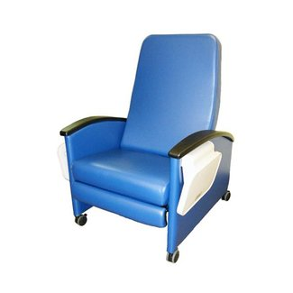 "XL Designer Care Cliner Recliner Extra Wide 26""W x 19.5""D Seat"