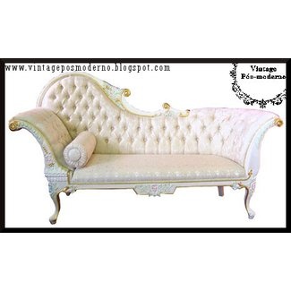 Antique Chaise