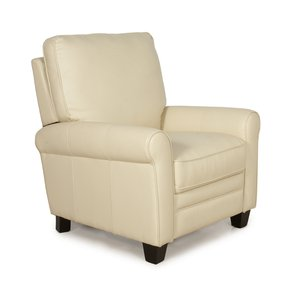 Barcalounger leather recliners 1