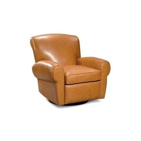 Barcalounger lectern ii swivel glider leather recliner leather recliners at