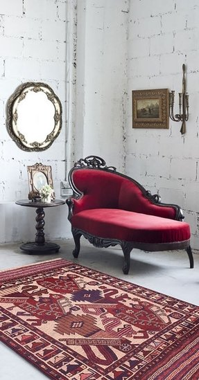 Red Chaise Lounges Foter