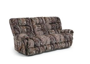 Camo couch