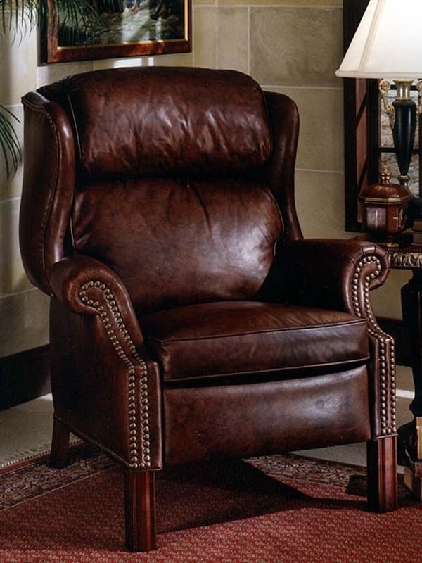Chippendale Wingback Chair
