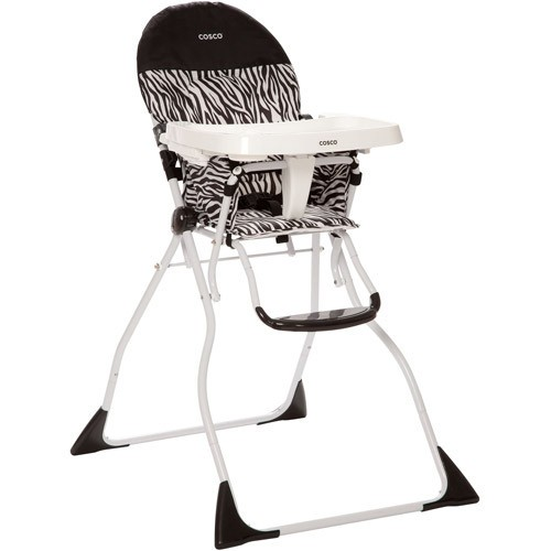 Cosco Flat Fold High Chair Zahari