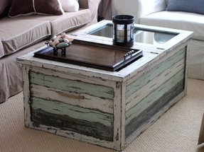 Cottage coffee tables