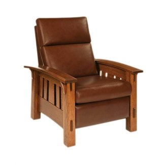Craftsman style recliner