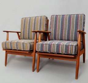 Danish armchairs 19