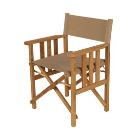 Director chair garden sets