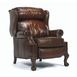 Flexsteel leather recliners