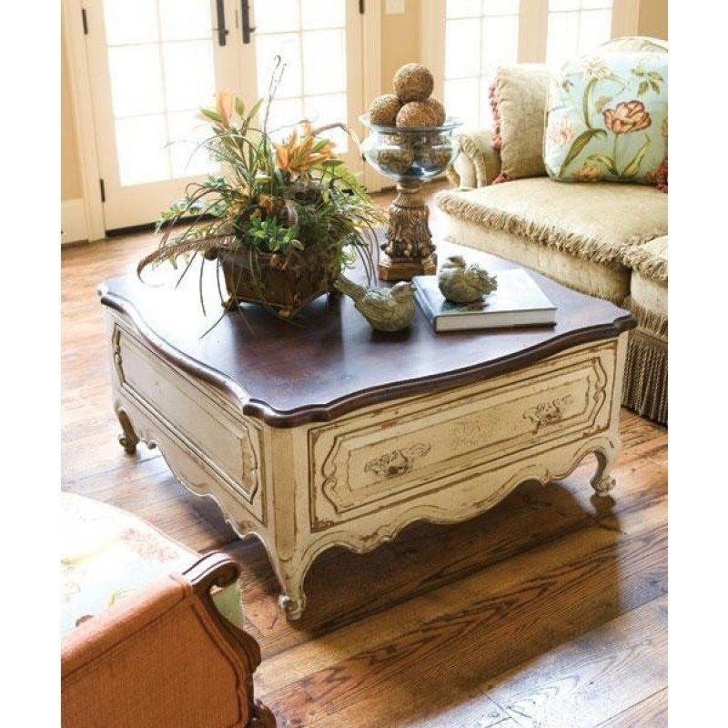 French Country Coffee Tables Foter