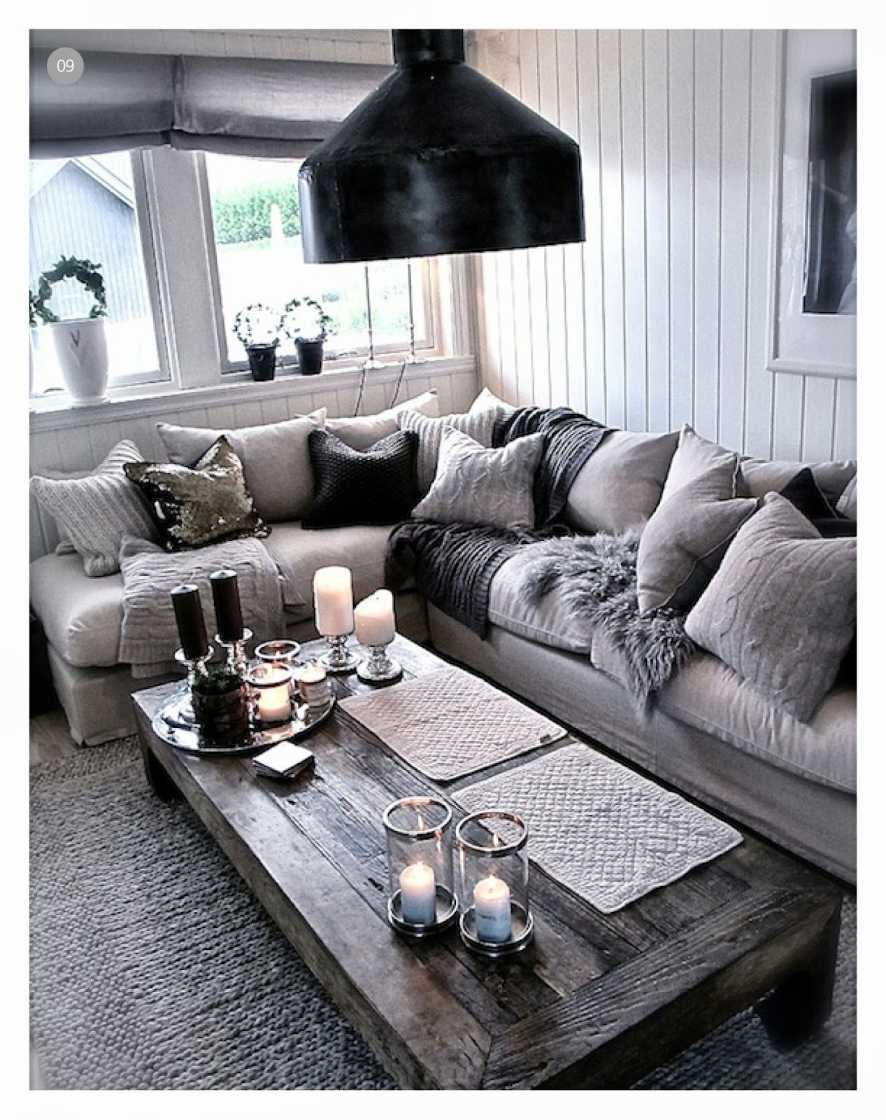 Grey Coffee Tables