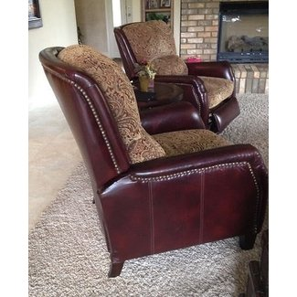 High end recliners
