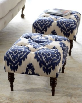 Ikat Print Chair Foter