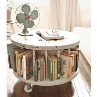 Best End Table Bookshelf