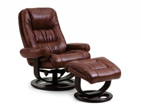 Lane leather recliners 1