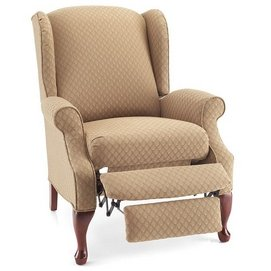 Lazy Boy Recliner Slipcovers Wingback