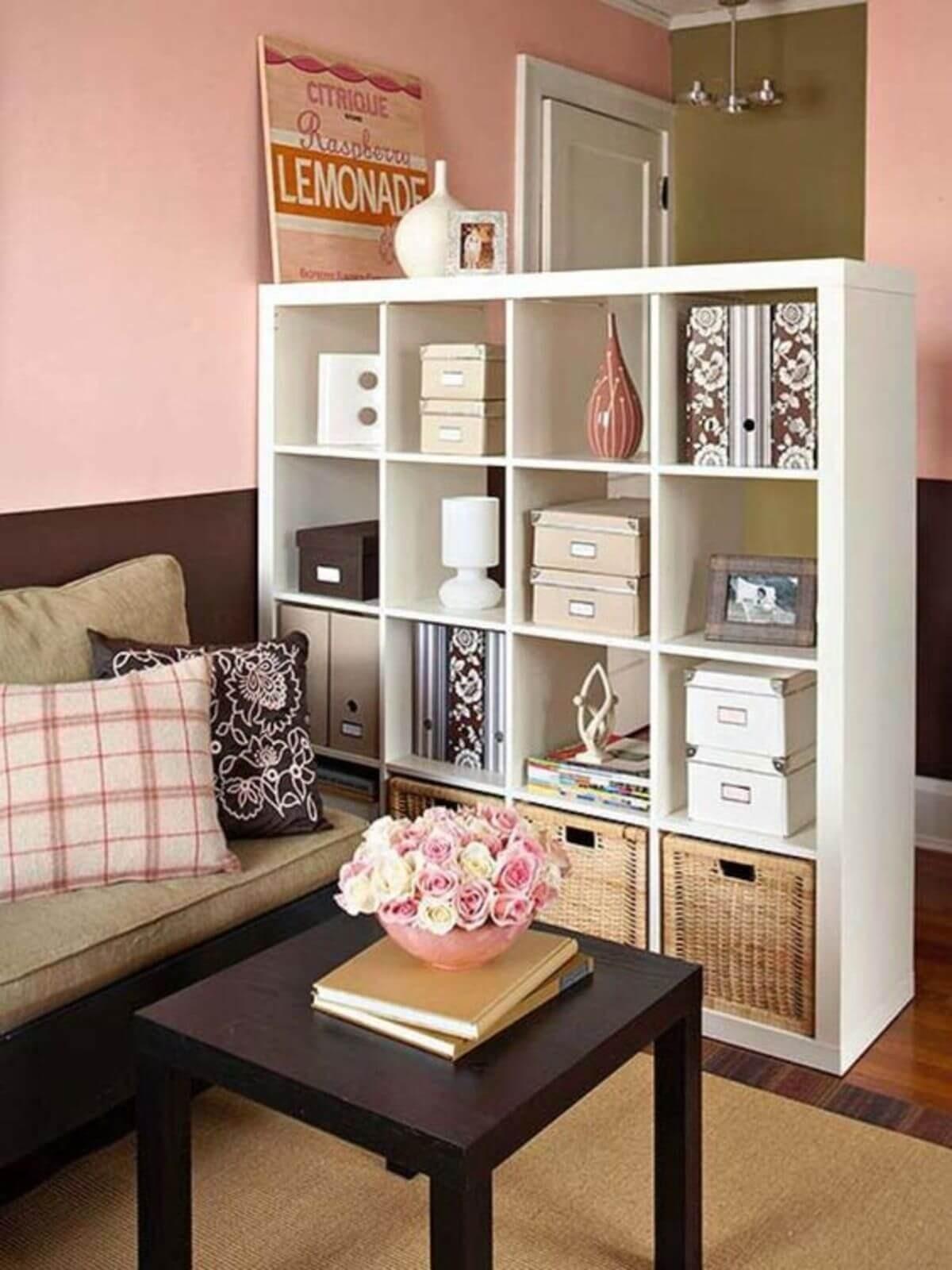 Living Room Shelving Units