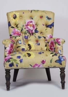 Superbe Loving This Floral Armchair