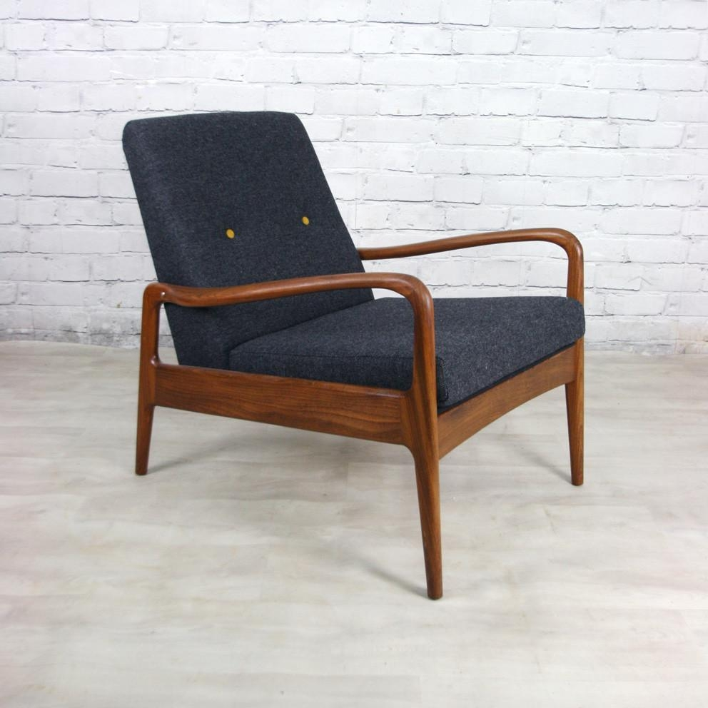 Superieur Mid Century Armchairs