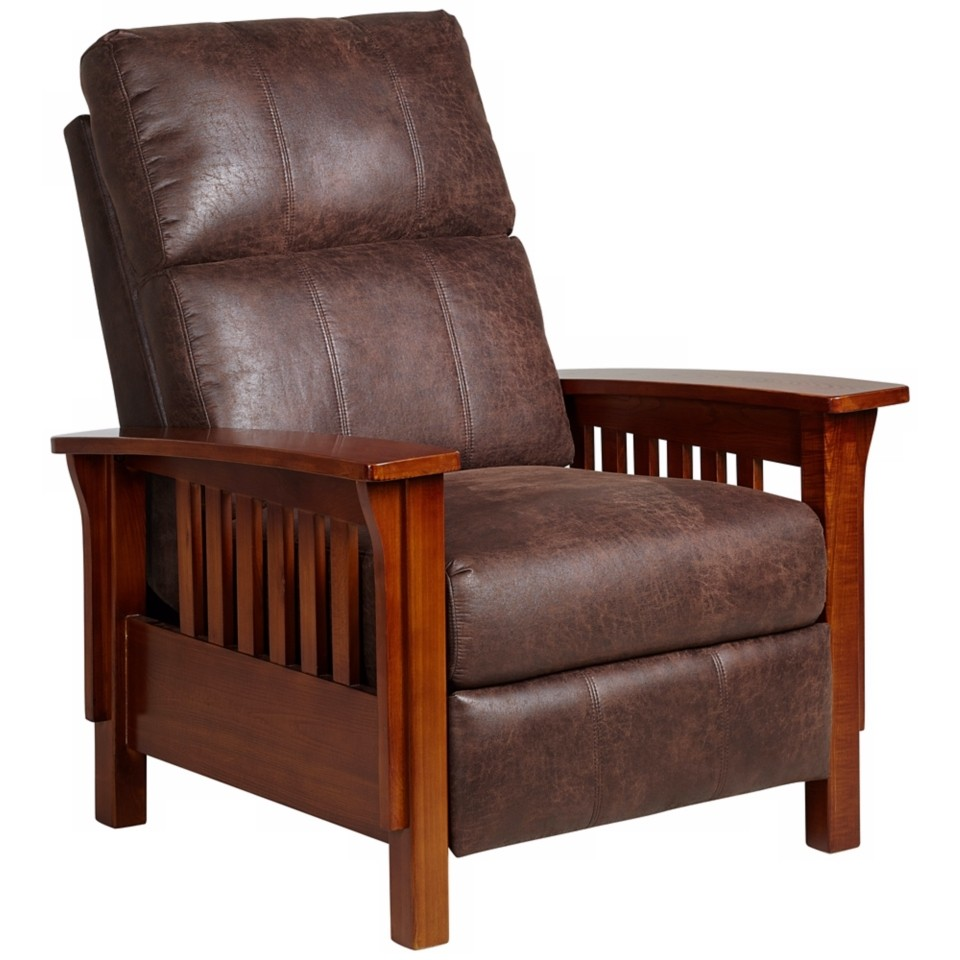 Mission Recliner Chair