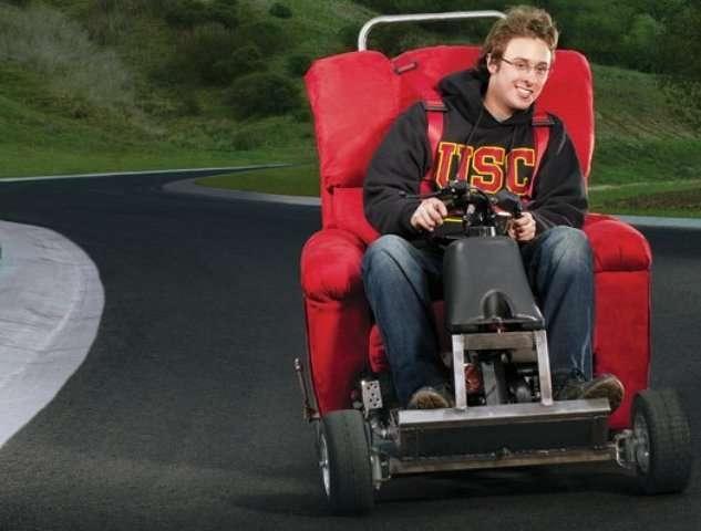Delightful Motorized Recliner Chair
