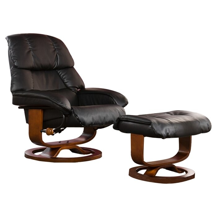 Our Best Deals On Recliners Dawn Ergonomic Recliner Ottoman In