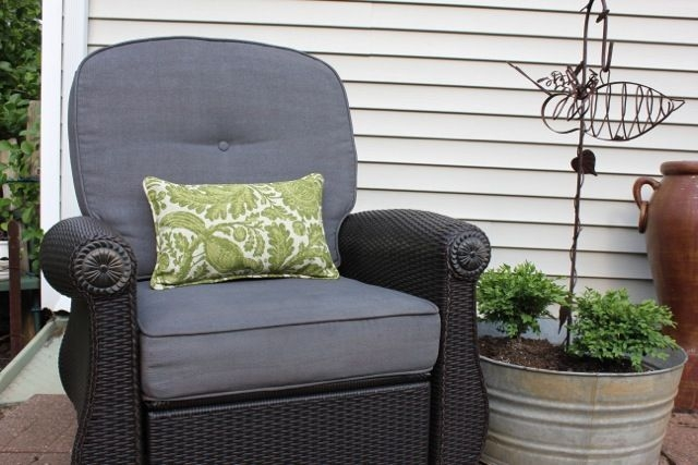 Captivating Outdoor Patio Recliners