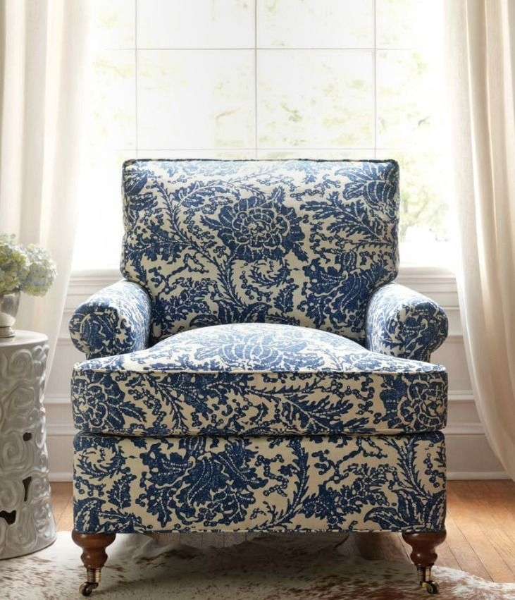 Wonderful Patterned Armchairs 2
