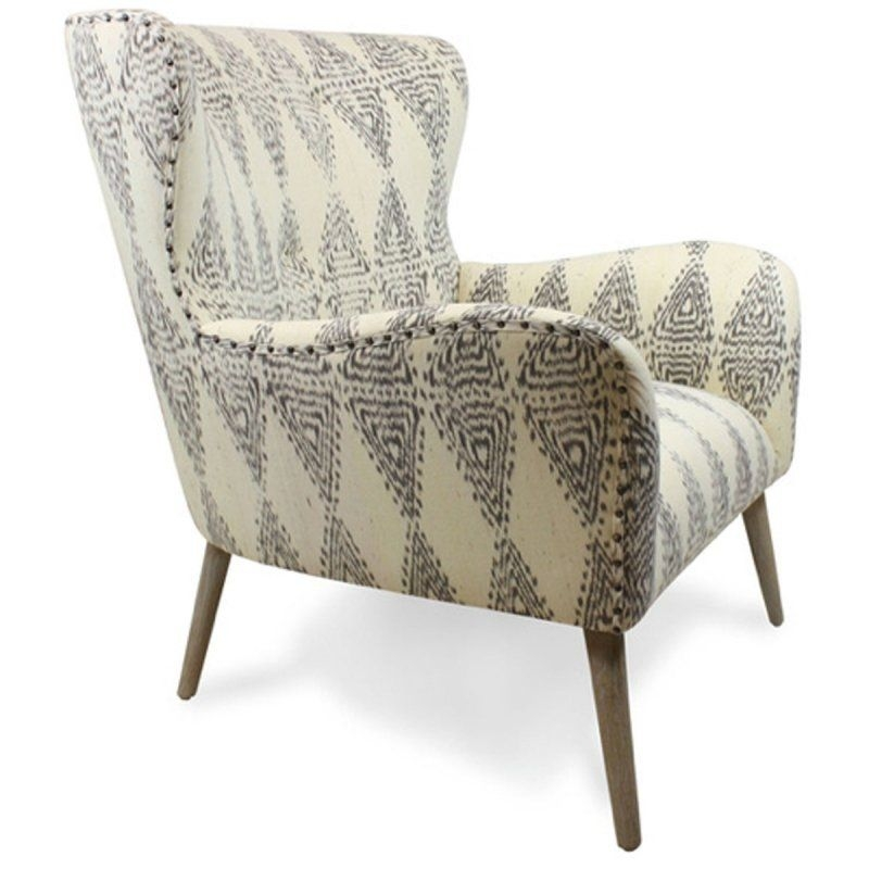 Delicieux Patterned Armchairs   Foter