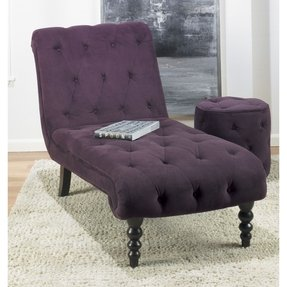 Purple Chaise Lounge Chair Ideas On Foter