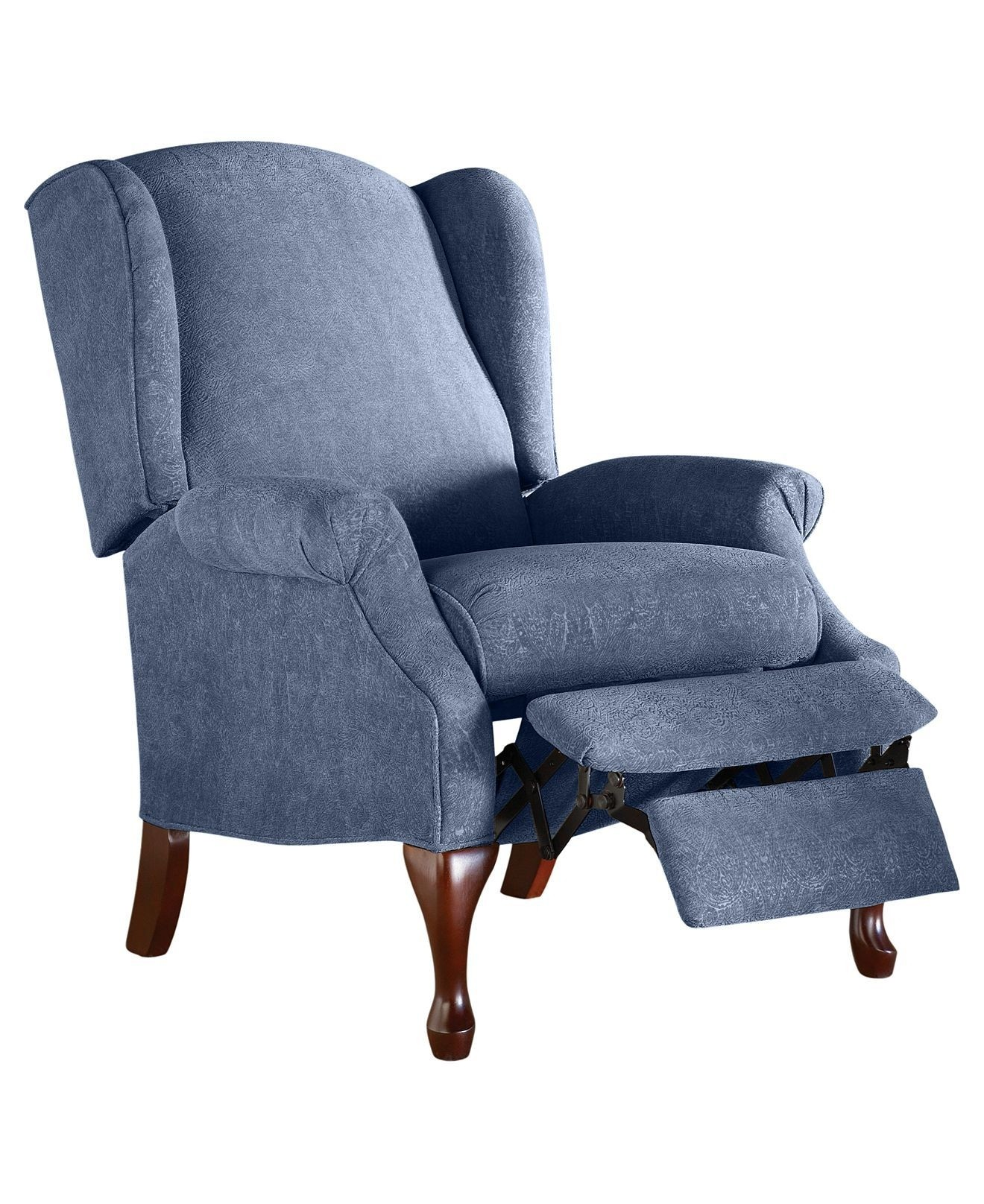 Queen Anne Recliner Chairs