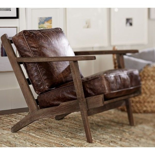 Incroyable Raylan Leather Armchair
