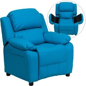 Recliner for short people