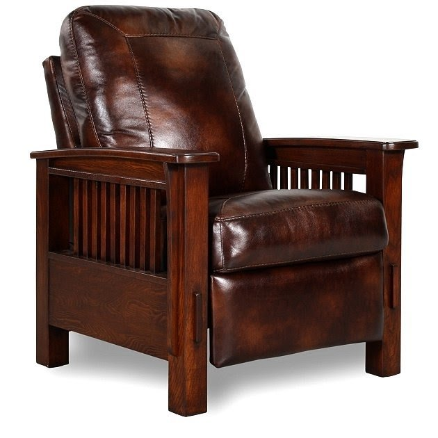 Superbe Recliner Wooden Chair
