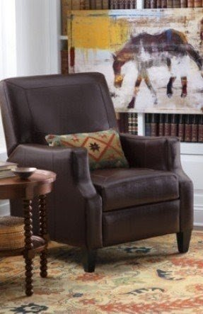 Small Leather Recliners Foter