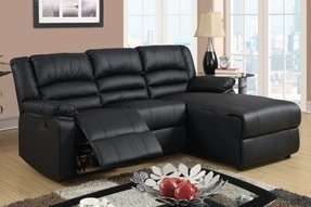 Small Leather Sofa With Chaise Ideas On Foter